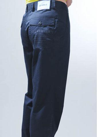 中国男裤专卖第一品牌圣堡罗兰