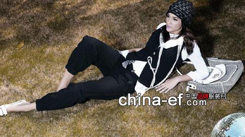 广州女装SSND时尚界的灵感缪斯