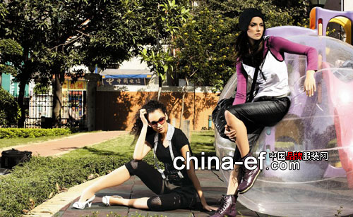 SSND时尚年代增添2009春夏时尚亮点