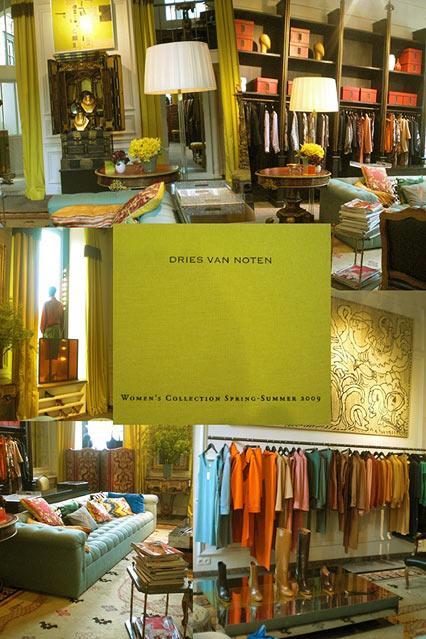 小众设计大师时装店巴黎时尚 趣处高清图片