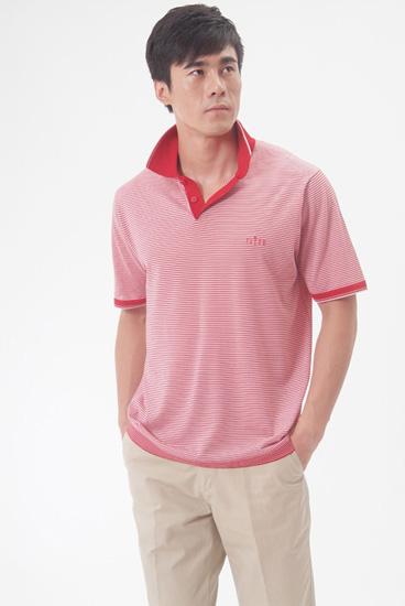 高尔夫全棉POLO衫