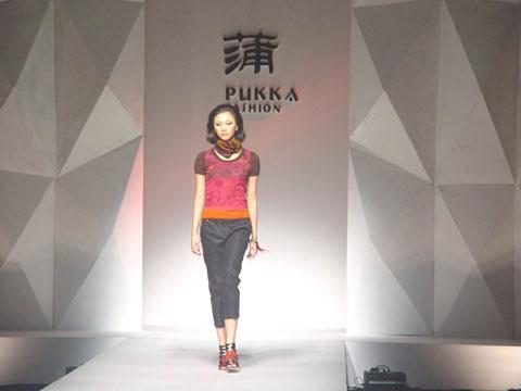 蒲PUKKA 09秋冬定货会