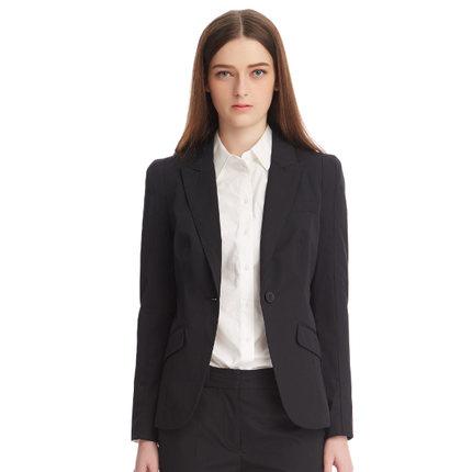 万博体育ios下载安装欧美时尚修身西服西装外套